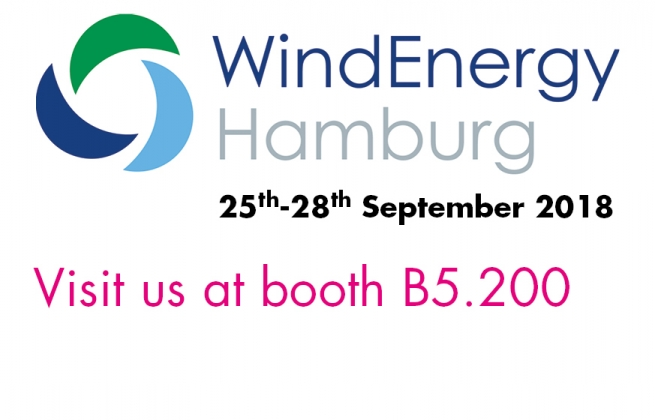 Visit us at the WindEnergy
